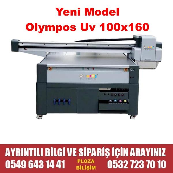 olympos dx7 uv baski makinasi uv